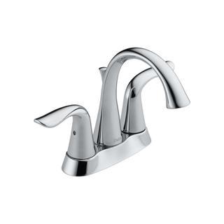 Delta Chrome Lahara 2-handle Centerset Lavatory Faucet