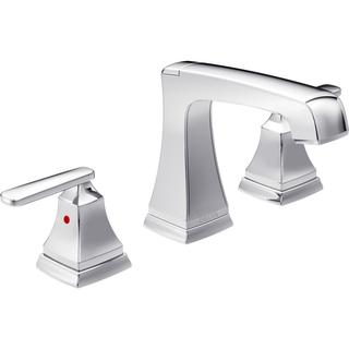 Delta Chrome Ashlyn 2-handle Widespread Lavatory Faucet