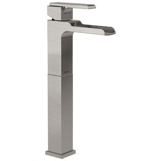 Delta Stainless Steel Ara Single-handle Single Hole Faucet