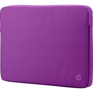 """HP Spectrum Carrying Case (Sleeve) for 14"""" Notebook, Tablet - Magenta"""