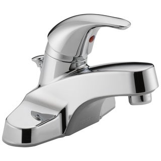 Delta Chrome Peerless Single-handle Lavatory Faucet