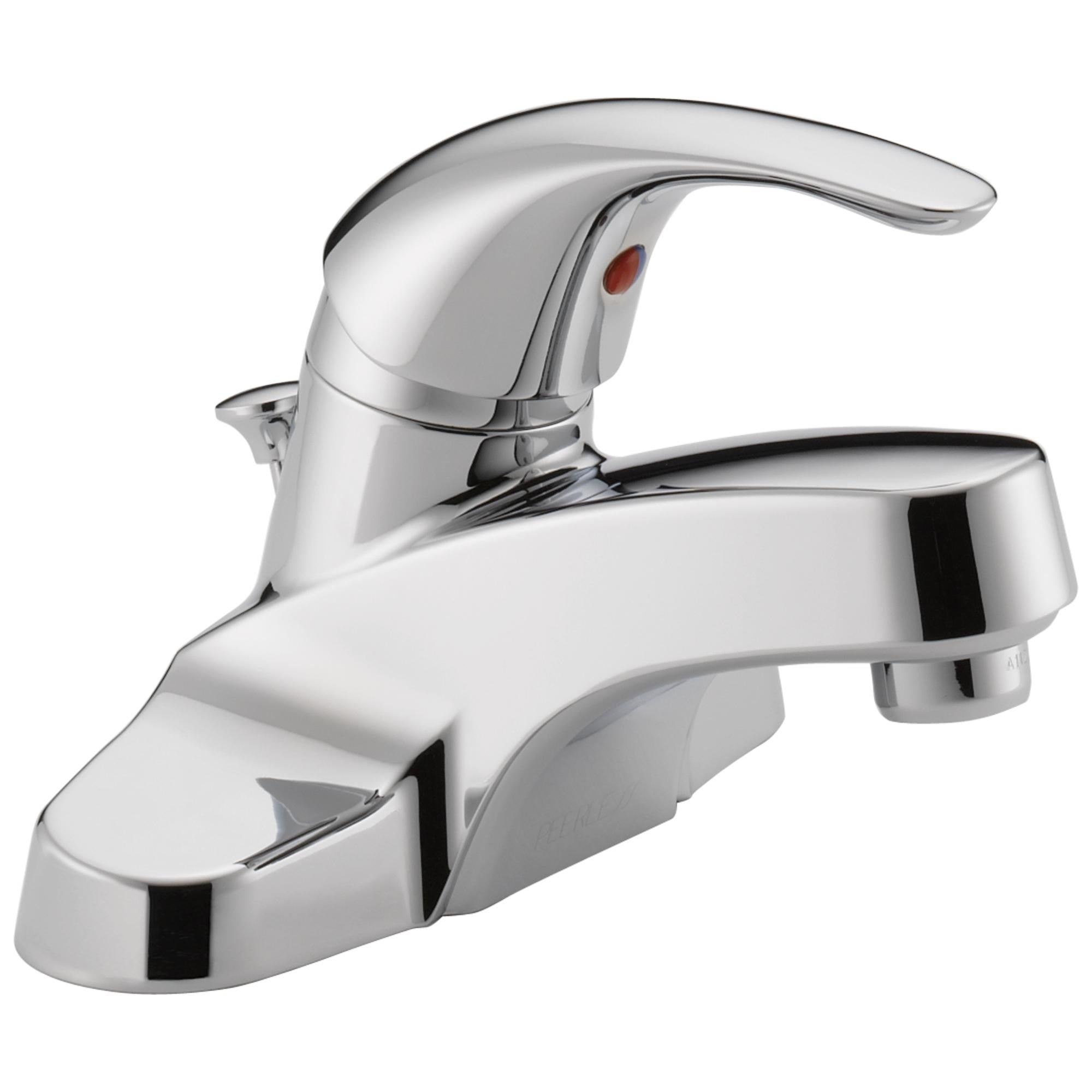 Delta Faucet Delta Chrome (Grey) Peerless Choice Single-h...