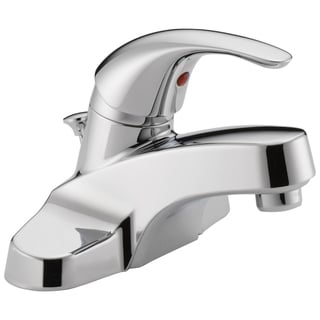 Delta Chrome Peerless Choice Single-handle Lavatory Faucet