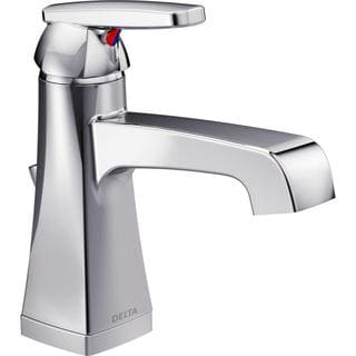 Delta Chrome Ashlyn Single-handle Centerset Lavatory Faucet