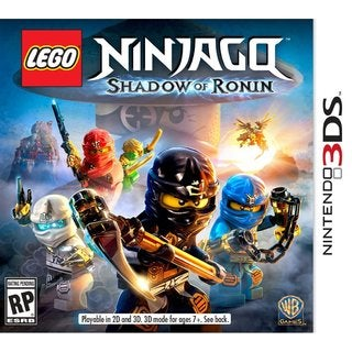 Nintendo 3DS - Lego Ninjago: Shadow Of Ronin
