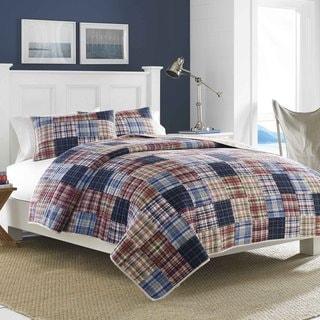 Nautica Blaine Patchwork Quilt (Shams Sold Separately)