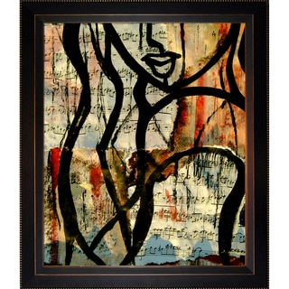 Elwira Pioro Notes Framed Fine Art Print