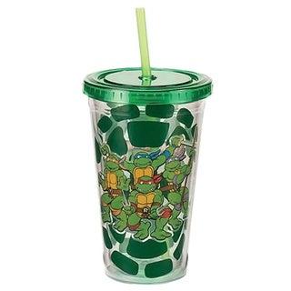 Teenage Mutant Ninja Turtles 18-ounce Plastic Acrylic Travel Cup