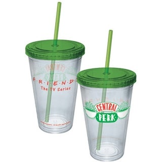 Friends Central Perk Acrylic Travel Cup