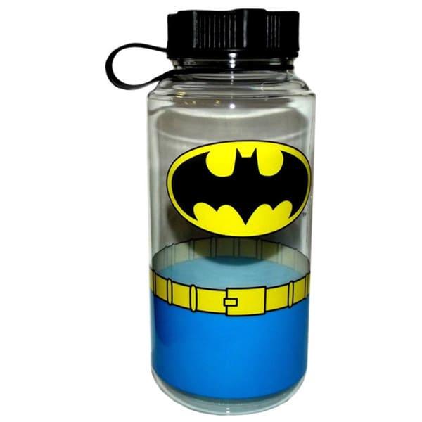 Batman Uniform DC Comics 1 Liter Plastic Water Bottle