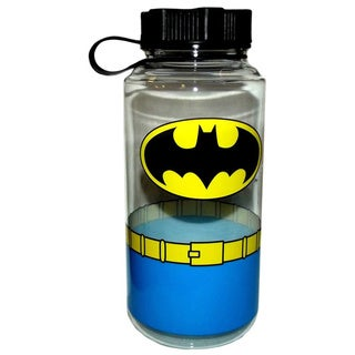 Batman Uniform DC Comics 1 Liter Plastic Water Bottle