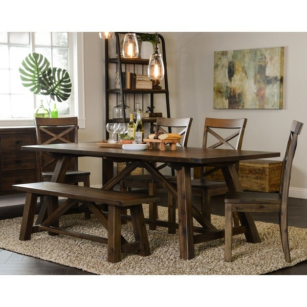 Shop Kosas Home Aubrey 86 Inch Dining Table Free Shipping Today
