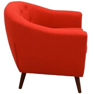 Inspiring Orange Accent Chair Decoration Ideas