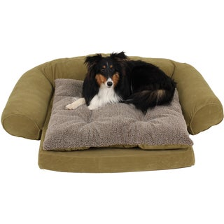 Carolina Pet Ortho Sleeper Comfort Couch Dog Bed