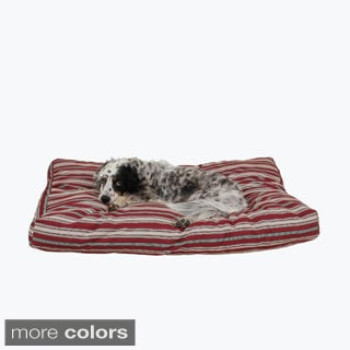 Carolina Pet Co. Striped 'Jamison' Indoor/ Outdoor Dog Bed