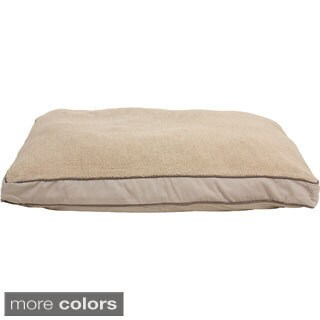 Carolina Pet Four Season Jamison with Cashmere Berber Top Dog Bed