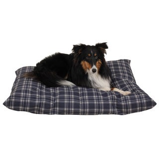 Carolina Pet Co. Shebang Plaid Indoor/ Outdoor Dog Bed