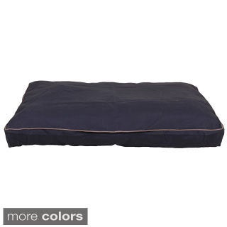 Carolina Pet Co. Jamison Faux Gusset Indoor/ Outdoor Dog Bed