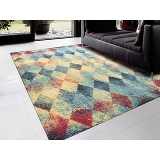 Nourison Vista Multicolor Rug (2'6 x 4')