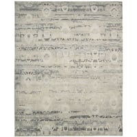 Nourison Dune Mineral Wool Area Rug - 7'9 x 9'9