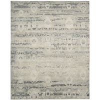 Nourison Dune Mineral Wool Area Rug - 9'9 x 13'9