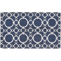 Waverly Art House Connected Ocean Area Rug by Nourison (2'3 x 3'9)
