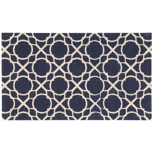 Waverly Color Motion Perfect Fit Ocean Area Rug by Nourison (2'3 x 3'9)