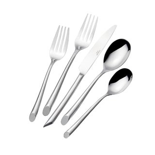 Link to Mikasa Living Foeged Satin Wave 20 PC sET Similar Items in Flatware