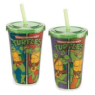 Teenage Mutant Ninja Turtles Acrylic Travel Tumbler