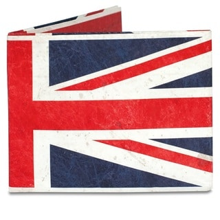 Union Jack British Flag Mighty Wallet