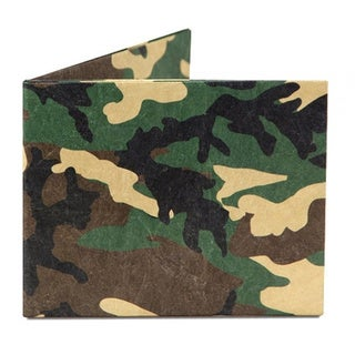 The Mighty Wallet Camouflage The Original Tyvek Wallet