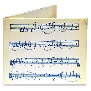 The Mighty Wallet Music Sheet The Original Tyvek