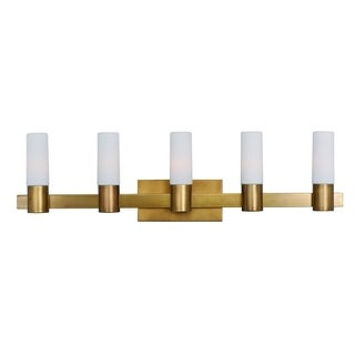 Maxim 5-light Contessa Bath Vanity Light