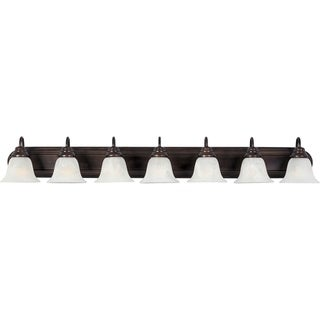Maxim Essentials Bronze 4-light 801x Bath Vanity Light
