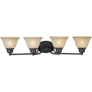 Shop Z Lite 4 Light Crystal Vanity Light Free Shipping