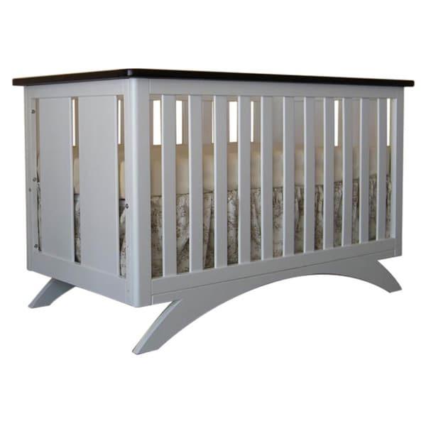 Genial Eden Baby Furniture Madison White Crib