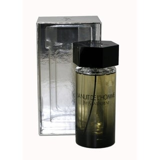 Yves Saint Laurent La Nuit De L'homme Men's 6.7-ounce Eau de Toilette Spray