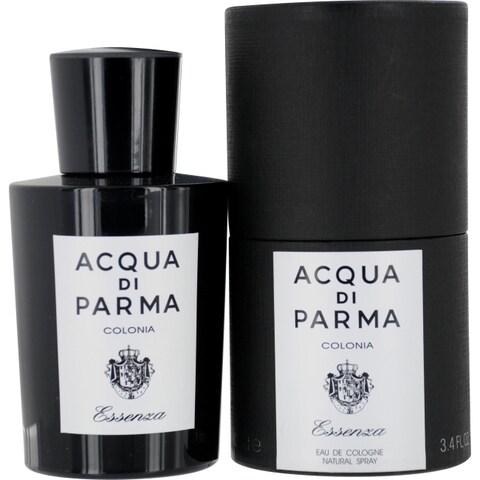 Acqua di Parma Men's 3.4-ounce Essenza Eau de Cologne Spray