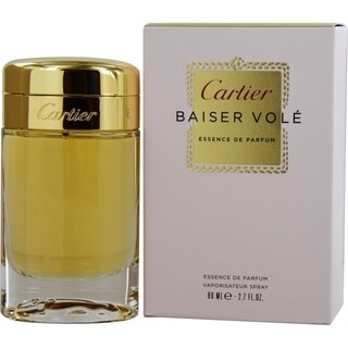 Cartier Baiser Vole Essence Women's 2.7-ounce Eau de Parfum Spray