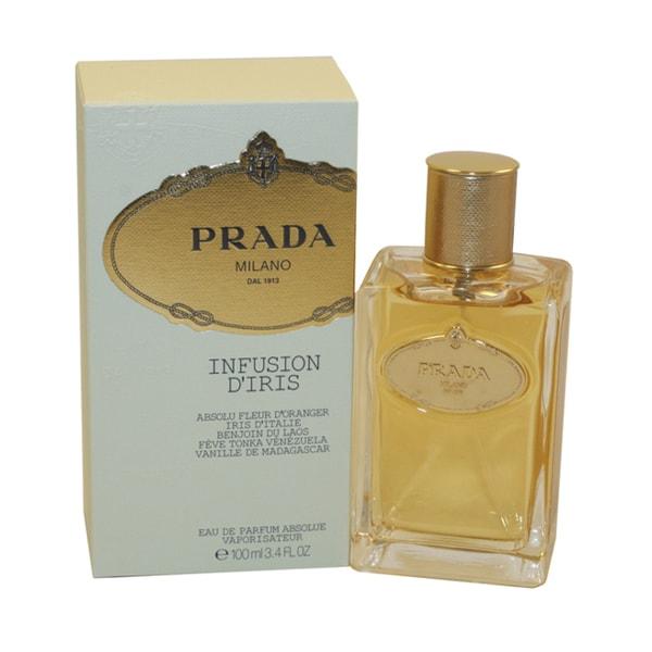 6491b68f3de5 Shop Prada Infusion D iris Absolue Women s 3.4-ounce Eau de Parfum Spray -  Free Shipping Today - Overstock - 9789182