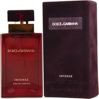 Dolce & Gabbana Pour Femme Intense Women's .84-ounce Eau De Parfum Spray