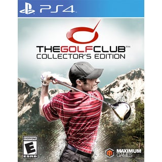 PS4 - The Golf Club: Collector's Edition