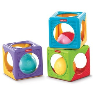 Fisher Price Easy Stack 'N Sounds Blocks