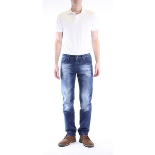 Dinamit Men's Bryant Slim Straight Legs Denim Jeans