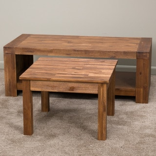 Montero Coffee Table and Side Table Set by Christopher Knight Home