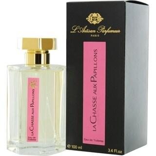 L'artisan Parfumeur La Chasse Aux Papillons' Women's 3.4-ounce Eau de Toilette