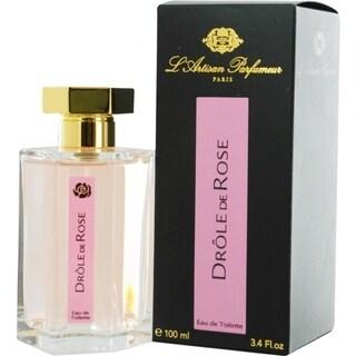 L'artisan Parfumeur Drole de Rose Women's 3.4-ounce Eau de Toilette Spray