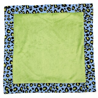 One Grace Place Jazzie Jungle Boy's Binky Blanket