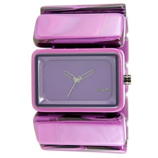 Nixon Women's A726-643 Vega Purple Marble Watch