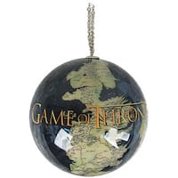 Game of Thrones Westeros Seven Kingdoms Map Ornament Ball